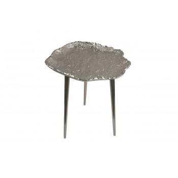 Алюминиевый журнальный столик цвет Шампань 71PN-1400