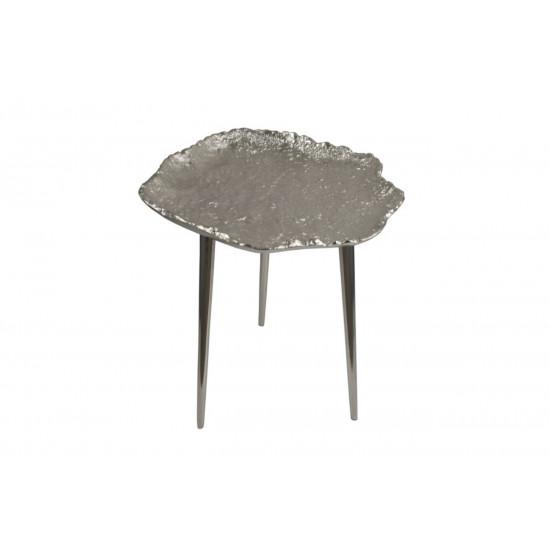 Алюминиевый журнальный столик цвет Шампань 71PN-1400 в интернет-магазине ROSESTAR фото