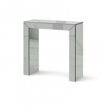 Зеркальная консоль Дарлинг Мини серебро