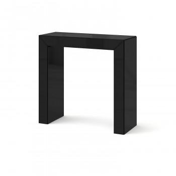Зеркальная консоль Дарлинг Мини черный