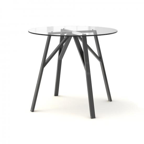 Стол обеденный со стеклом Мэйти в интернет-магазине ROSESTAR фото