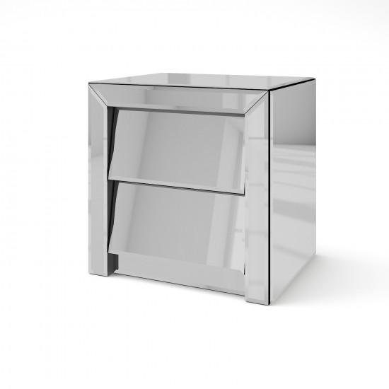 Зеркальная тумба Лэвэл Сэт Кристал в интернет-магазине ROSESTAR фото
