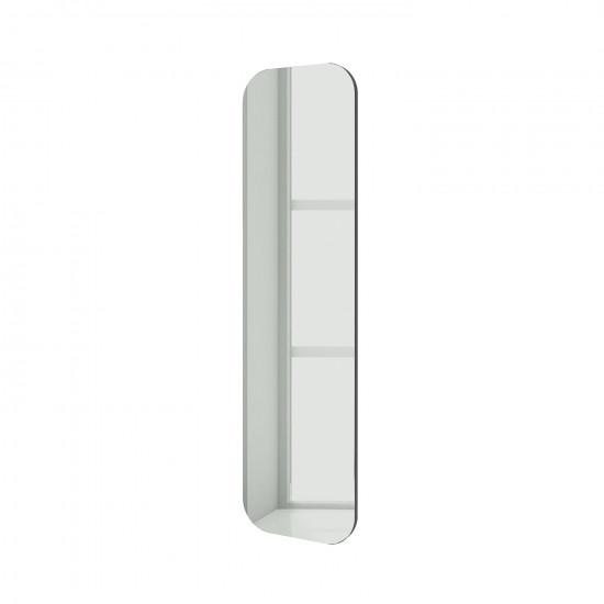 Зеркало Слэпап серебро в интернет-магазине ROSESTAR фото