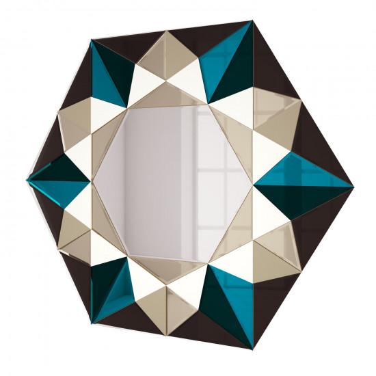 Зеркальное панно Гранд бронза в интернет-магазине ROSESTAR фото