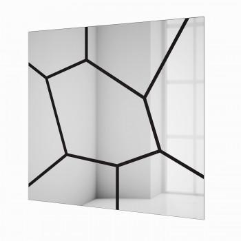Зеркальное панно Слоу (венге)