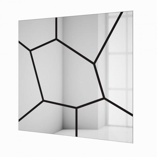 Зеркальное панно Слоу (венге) в интернет-магазине ROSESTAR фото