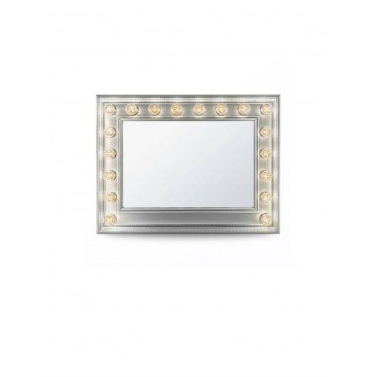 Гримерное зеркало с подсветкой лампочками «Хэйли» в интернет-магазине ROSESTAR фото