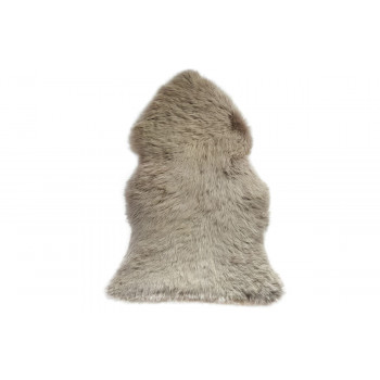 Овчина XL 1шк серая 95х55