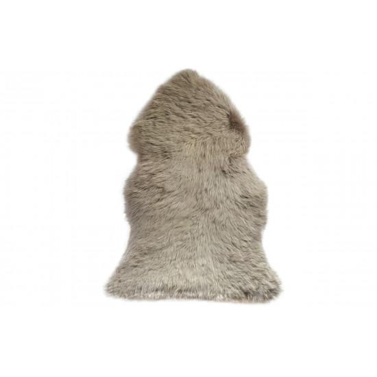 Овчина XL 1шк серая 95х55 в интернет-магазине ROSESTAR фото