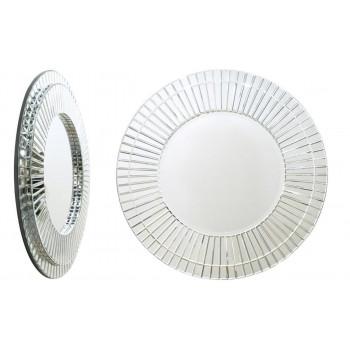Круглое декоративное зеркало 910х910 KFH277
