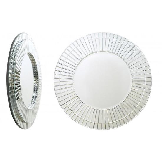 Круглое декоративное зеркало 910х910 KFH277 в интернет-магазине ROSESTAR фото