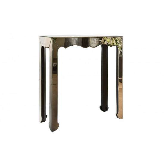 Зеркальный стол-консоль 890х355х990 KFC111B в интернет-магазине ROSESTAR фото