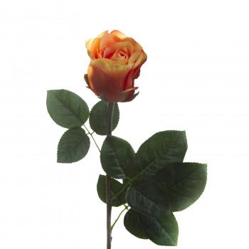 Роза оранжево-пурпурная 50 см 7A14B00011