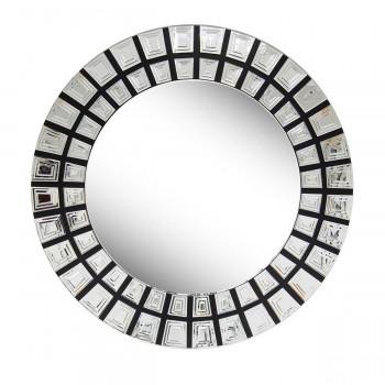 Круглое декоративное зеркало 1157х1157 KFH302