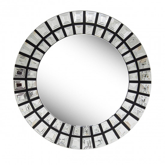 Круглое декоративное зеркало 1157х1157 KFH302 в интернет-магазине ROSESTAR фото