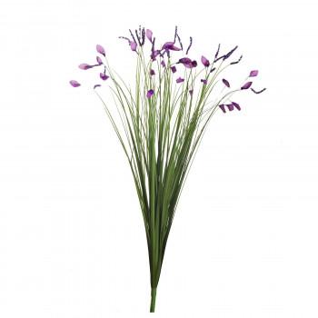 Стебли травы с цветами 70см 8J-12RB0001