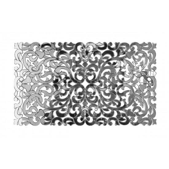 Зеркальное панно декоративное 1537*900мм KFH1170 в интернет-магазине ROSESTAR фото