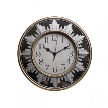 Часы настенные круглые 30х30х4.2 L323G