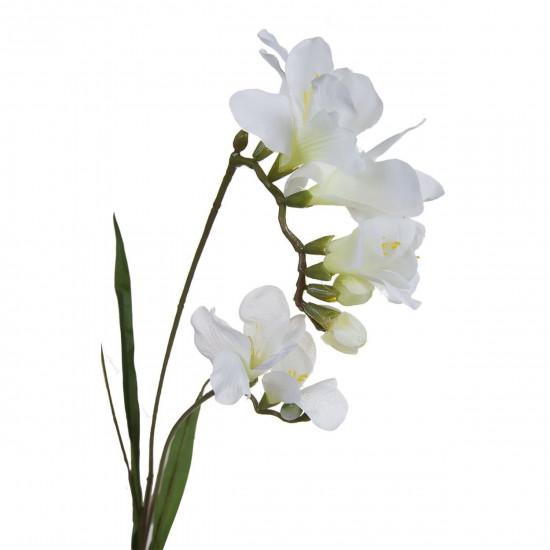 Фрезия белая, 70 см 9F27693P-1538 в интернет-магазине ROSESTAR фото