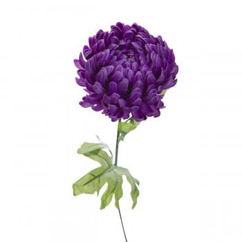 Хризантема фиолетовая 63 см 8J-13GS0002