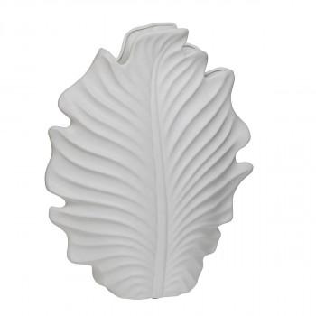 Керамическая белая ваза 30*11,5*37,5 10K8772B