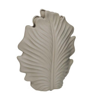 Керамическая бежевая ваза 23*11*29,5 10K8772C