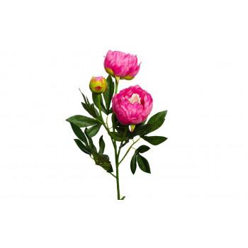 Пион розовый 64 см 8J-15GS0009