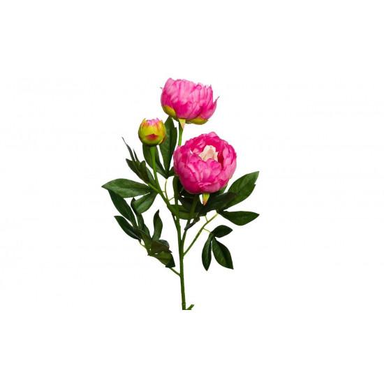Пион розовый 64 см 8J-15GS0009 в интернет-магазине ROSESTAR фото