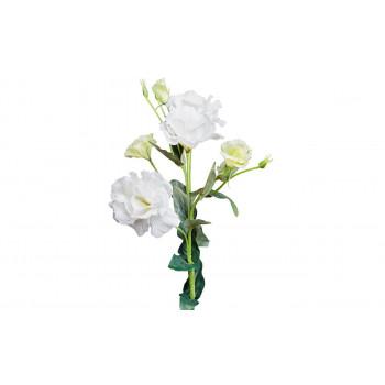 Лизиантус белый 77см 8J-1534S0023