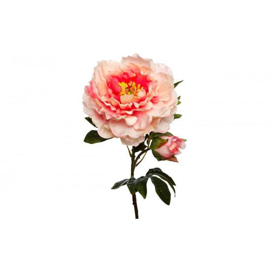 Пион нежно-розовый, 67см 9F28071H-4820 в интернет-магазине ROSESTAR фото