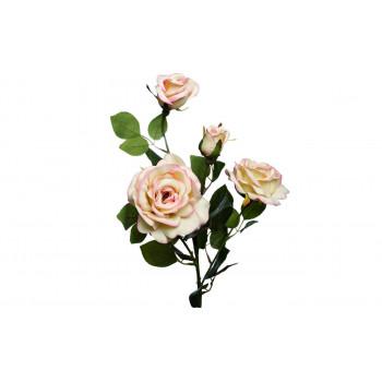 Роза чайная, 80см 9F27009M-4303