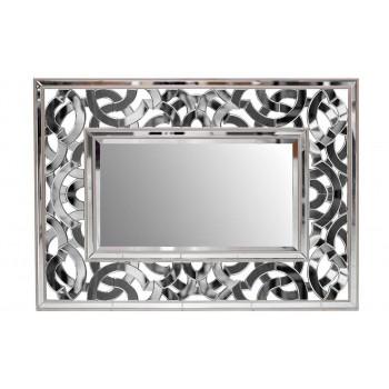 Декоративное зеркало в зеркальной раме 1377*1000*23мм KFH1626