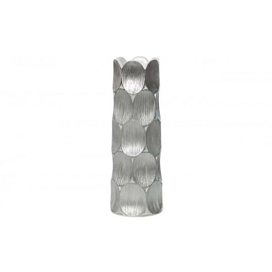 Кашпо серебряное ZSC1171-16 в интернет-магазине ROSESTAR фото