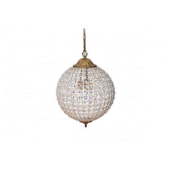 Стеклянный потолочный светильник 15-MD6069-3 в интернет-магазине ROSESTAR фото