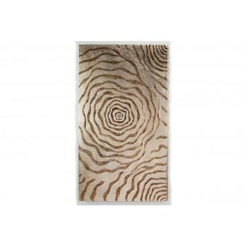 Декоративное панно Роза 142*81см ART-8242-PL1