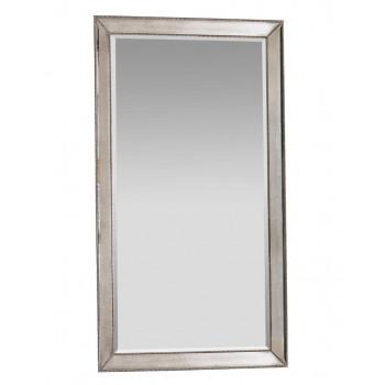 """Большое напольное зеркало в зеркальной раме в полный рост """"Уилшир"""""""