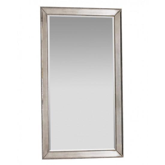 Модное напольное зеркало Whilshir Silver в интернет-магазине ROSESTAR фото