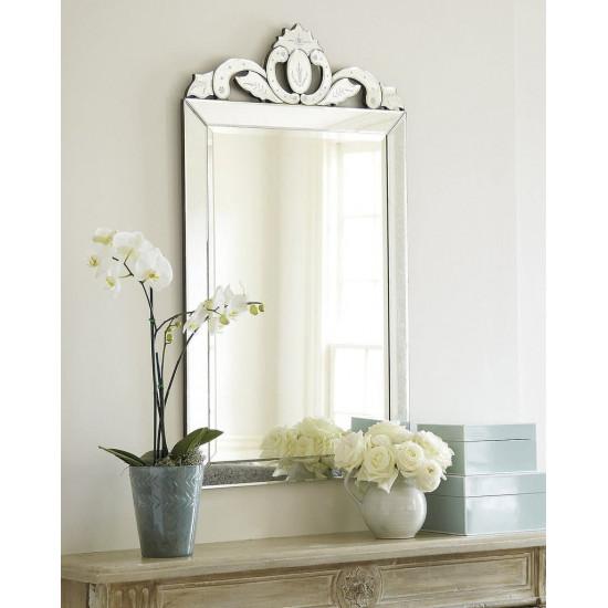 Зеркало венецианское в зеркальной раме Сальваторе в интернет-магазине ROSESTAR фото