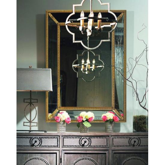 Зеркало в зеркальной раме прямоугольное Джонатан Голд в интернет-магазине ROSESTAR фото