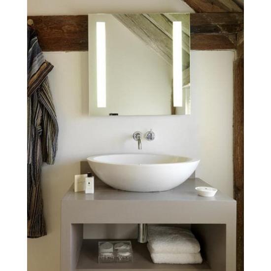 Квадратное зеркало с подсветкой Венеция в интернет-магазине ROSESTAR фото