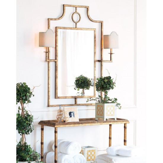 """Настенное зеркало с бра """"Эван"""" в интернет-магазине ROSESTAR фото"""