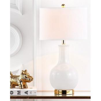 Настольная лампа Майло Белый