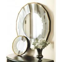 """Зеркало овальное настенное в раме """"Моррис"""""""