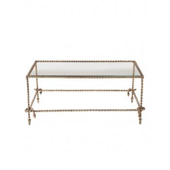 Кофейный столик прямоугольный Гастон