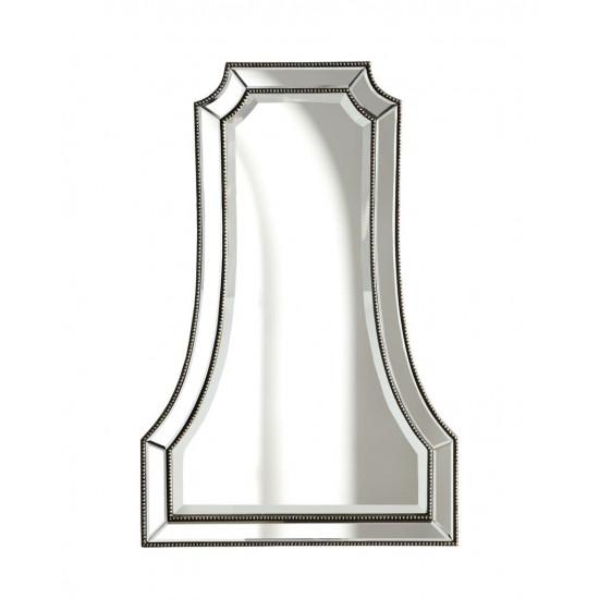 """Зеркало дизайнерское настенное в раме """"Льюис"""" в интернет-магазине ROSESTAR фото"""