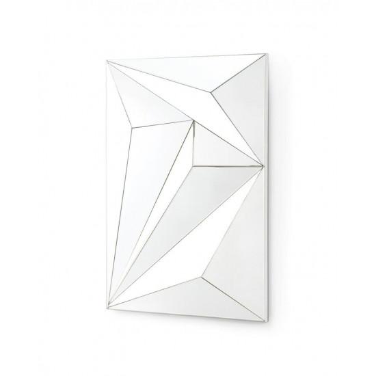 """Зеркало дизайнерское настенное для интерьера """"Джаспер"""" в интернет-магазине ROSESTAR фото"""