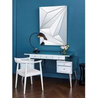 Зеркало дизайнерское настенное для интерьера Джаспер