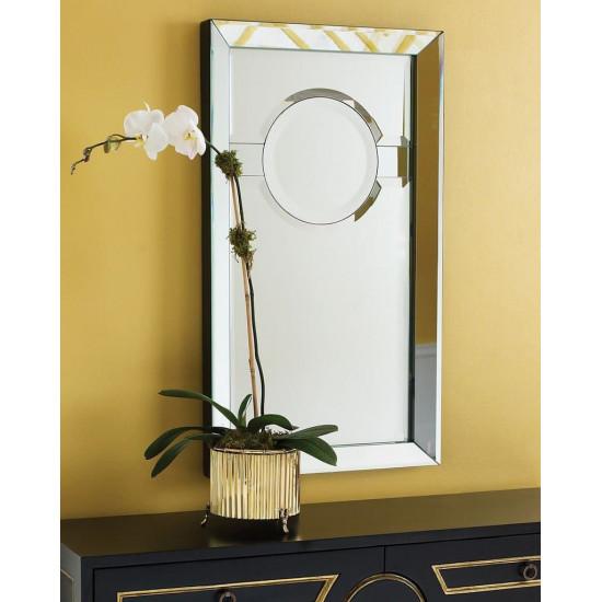 """Зеркало настенное в зеркальной раме """"Хелен"""" в интернет-магазине ROSESTAR фото"""