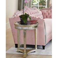 Кофейный столик круглый Карсон
