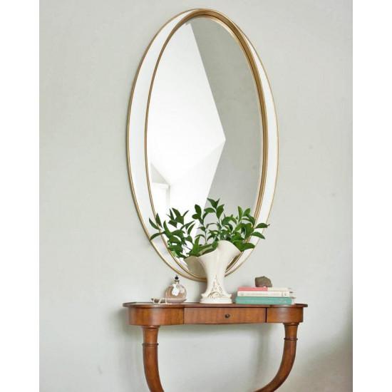 Овальное зеркало в раме  Дита в интернет-магазине ROSESTAR фото